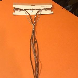Choker Style Necklace